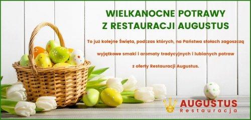 Wielkanocne potrawy - Restauracja Augustus