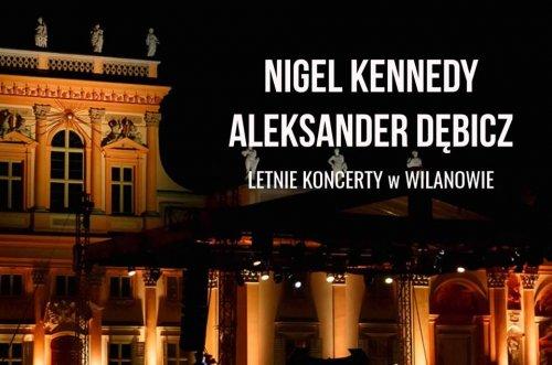 Letnie koncerty w Pałacu